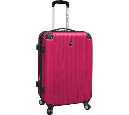 travelers-club-luggage-chicago-24-inch-hardside-expandable-spinner-suitcase-fuchsia-one-size