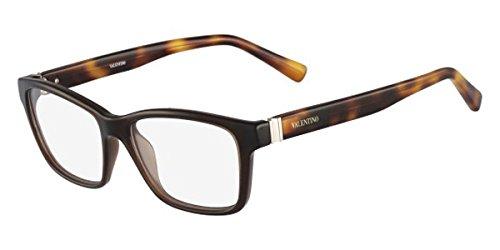VALENTINO Eyeglasses V2680 204 Chocolate - Eyeglasses Frames Valentino