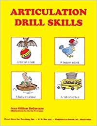 Book Articulation Drill Skills
