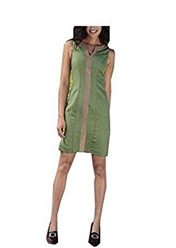 Wensky Mujer amp; Verde Spieth Vestido Para 1wqa5wHUxI