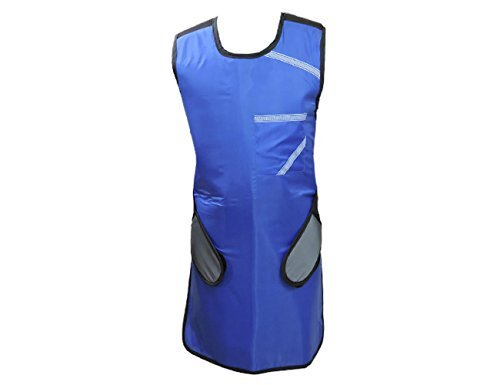 Lead Apron - 0.5mm Lead (pb) Equivalency Protection for Working with X-Ray Machine with Robust Hanger | Radiation Protection Apron - HealthGoodsInTM