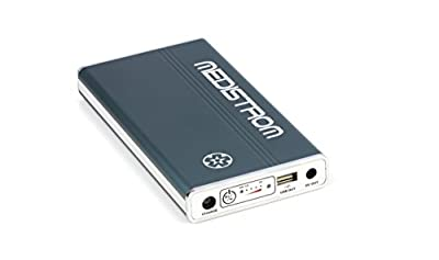 CPAP Battery/Backup Power Supply for Philips Dream Station, System One and other 12V Devices. Pilot12 Lite is the Smallest, Lightest and Longest Lasting Battery on the Market Today!