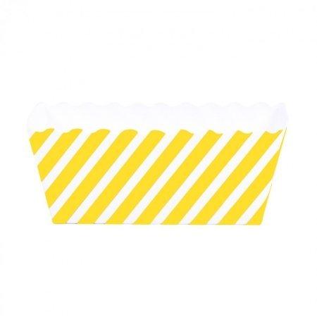 Dress My Cupcake Striped Rectangle