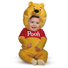 Kids' Winnie the Pooh Halloween Costume 12-18 (Winnie Pooh Halloween Costume)