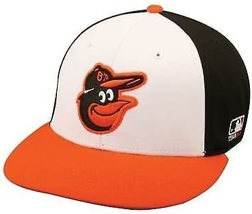 Outdoor Cap Baltimore Orioles bambú Dri Fit gorra plana Bill Flex ...