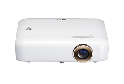 LG Minibeam LED Projector (PH550) – Best Pocket Projector
