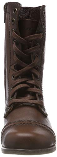 Ankle Madden Steve Brown Stivaletti Boot Donna 247 Troopa cognac Leather q1BxB7wEdS