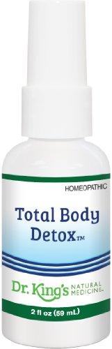 Roi Bio Detox médecine naturelle remède homéopathique formule pour Total Body, 2 once liquide