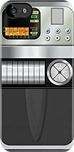 Classic Star Trek Tricorder Camera Design Custom Hard CASE for iPhone 5 5s case
