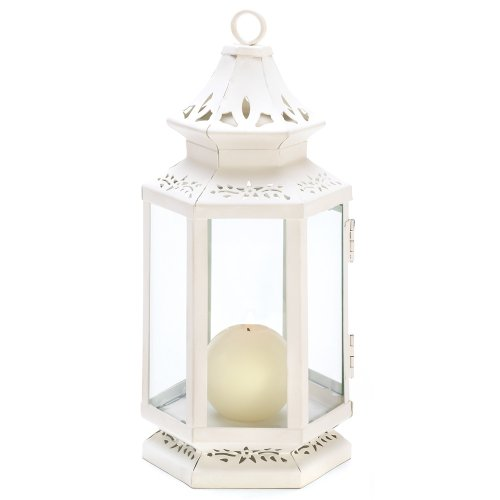 Gifts Decor Victorian Lantern Candleholder