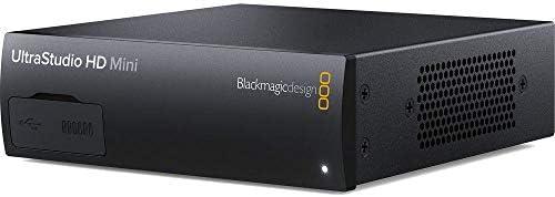 Blackmagic Design Ultrastudio Hd Mini Recorder With Thunderbolt 3 Interface Electronics Amazon Com
