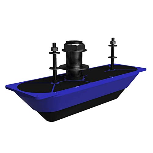 Navico Structurescan 3d Stainless Steel Thru-Hull Transducer - Single ()
