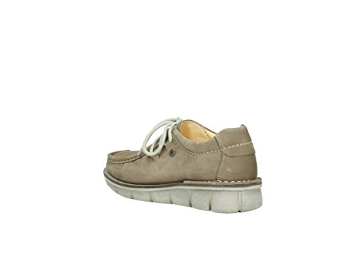Wolky Gila 10150 Taupe Nubuck