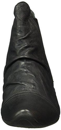 Think Aida, Zapatillas De Estar por Casa para Mujer Gris - Grau (vulcano 20)