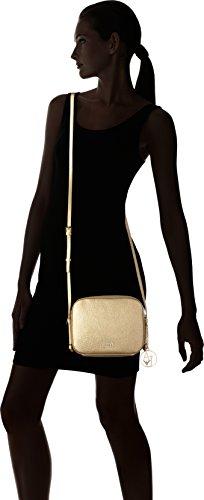 Armani Borsa Tracolla - Bolsos baguette Mujer Dorado (Oro)