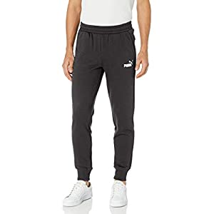 PUMA Men's Essential Logo Sweat Pants