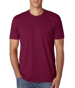 Next Level mens Next Level Premium CVC Crew(N6210)-CARDINAL-XL -