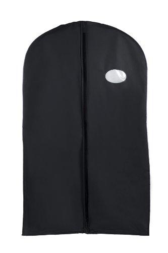 """NEW Black 40"""" VINYL SUIT/DRESS GARMENT BAGS COVERS"""