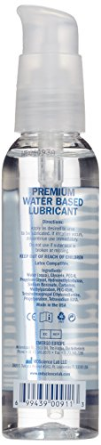 SWISS NAVY Premium Water Based Lubricant (4 ounce) by SWISS NAVY (Image #1)