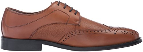 Steve Madden Mens Winnow Oxford Tan Leather