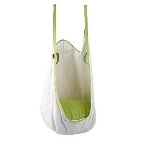 Frog Pod (HappyPie Frog Pod Swing Seat Garden Hammock Indoor and Outdoor Chair for Children to Adult)