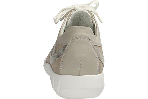Zapato 652004300070 Waldläufer para Gris Kaleesi mujer cordones con BqAHE
