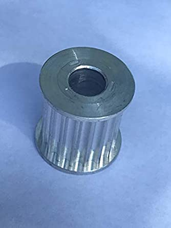 Amazon.com: Nueva 3 M Polea 17T Diente 7 mm de diámetro ...