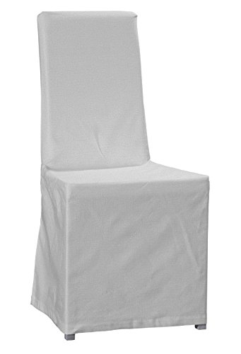 Dekoria IKEA Suelo Longitud Harry para sillas - Blanco ...