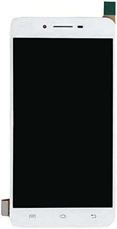White Color : White Happyshopping Digital Mobile Phone Replacement//Replace LCD Screen Touch Screen for Vivo X6 LCD Screen and Digitizer Full Assembly