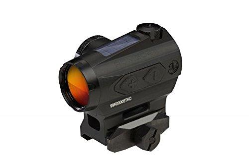 Sig Sauer SOR43031 Romeo4T Red Dot, Black