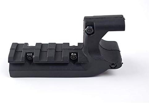 Tactique for 1911 M1911 Pistolet sous Montage sur Rail Pistolet Rail Adaptateur Laser Lampe de Poche avec Montage de Chasse Garde Trigger Base de Montage XFC-Trigger Couleur : Tan