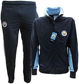 Manchester City Chándal réplica Oficial Talla 11 – 12 niño Mono ...