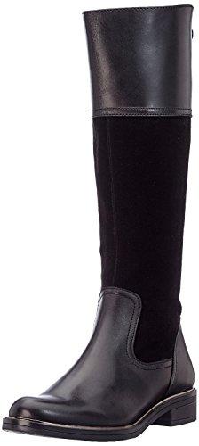 25522 Caprice Botas Negro 19 Mujer FRpdq