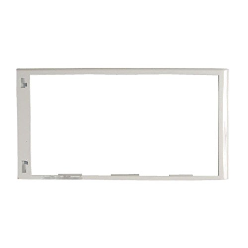 WB55X10828 For GE Microwave Door Frame ()