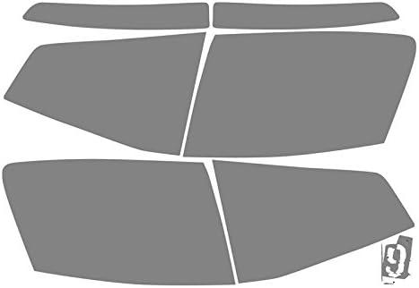 2015 2016 2017 2018 Light Fits: Jetta Sedan Pre-Cut Vinyl Overlay Taillight Plus Tint Subject 9