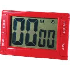 (Ashley Analog Timer Big Red Digital Timer, 1/EA (10207))