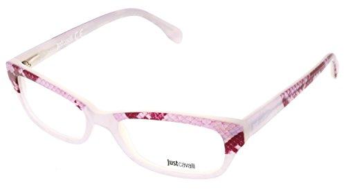 Just Cavalli for woman jc0473 - 024, Designer Eyeglasses Caliber - Glasses Designer Discounted