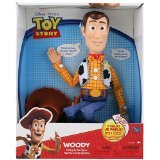 Disney Pixar Toy Story Pull-String Talking Sheriff Woody Action Figure