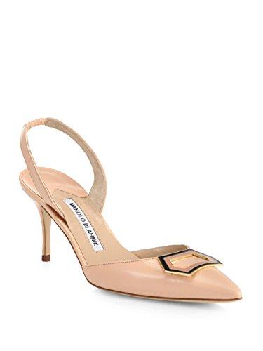 manolo-blahnik-womens-natural-trepida-leather-slingback-pumps-size-85us-385eur