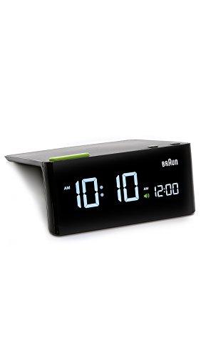 Price comparison product image Braun BNC016BK Digital Quartz Alarm Clock