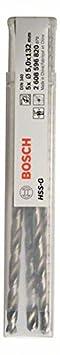 Bosch 2608596819 Forets /Ã/ m/Ã/©taux rectifi/Ã/© HSS-G DIN 340 /Ã/˜ 4,8 mm 5 pi/Ã/¨ces