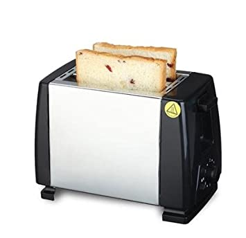 7c0dd8604 Buy Generic 220v Eu Plug Electric Bread Toaster Oven Grill Automatic  Stainless 2 Slice Toaster Sandwich Machine For Breakfast Online at Low  Prices in India ...