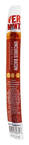 Vermont Smoke Bacon Stick Uncured, 1 oz (us)