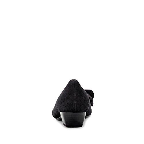 GABOR Noir 75131 Noir 17 Daim xgg08wTqU