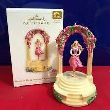 Hallmark QXI6346 Keepsake Ornament 2006 Princess -
