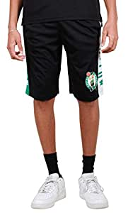 UNK NBA Mens Mesh Athletic Active Basketball Shorts GSM6906A-GW-BLK-S-P, Mens, Mesh Athletic Active Basketball Shorts, GSM6906A-BC-BLK-S, Black, Small