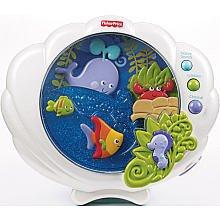 - Fisher-Price Ocean Wonders Deep Blue Sea Soother