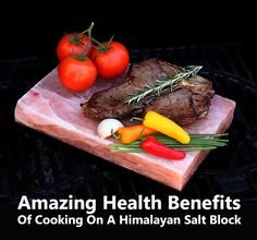 Himalayan Natural Crystal Salt Cooking Tile 10'' X 6'' X 2'' With Free Recipe Guide Included by Rocking Salt (Image #3)