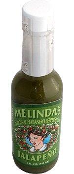Melinda's Original Jalapeno Pepper Sauce (Melindas Jalapeno)