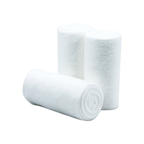 Orthopedic Cotton Cast Padding 4X4 yds 12/Bg